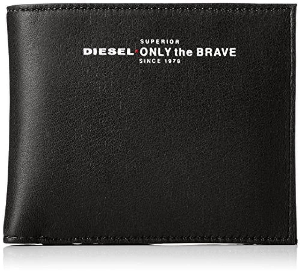 が欲しいジョージスティーブンソン同じ(ディーゼル) DIESEL メンズ 二つ折り 財布 READY TO STAR HIRESH S - wallet X05590PR400
