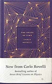 The Order of Time by [Rovelli, Carlo]