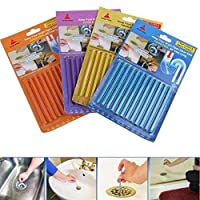 Pipe Cleaners,Bobo Clean Shower Kitchen Sink Drains And Fragrant Odor As Seen On TV (Pack 4) [並行輸入品]