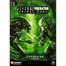 Aliens vs. Predator 2: Primal Hunt - Expansion Pack (PC CD) by Sierra UK [並行輸入品]