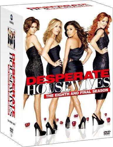 デスパレートな妻たち ファイナル・シーズン COMPLETE BOX [DVD]の詳細を見る