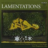 ペール・ヘンリク・ノルドグレン: 嘆き (Pehr Henrik Nordgren : Lamentations / Ostrobothnian Chamber Orchestra, Juha Kangas, Anni Haapaniemi) [SACD Hybrid] [輸入盤]