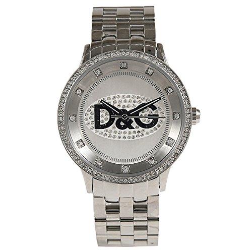 (D&G) ディーアンドジー 時計 メンズ/レディース D&G DW0145 プライムタイム 腕時計 シルバー[並行輸入品]