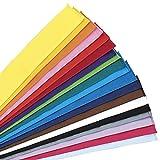 運動会カラーハチマキ 全19色(木綿 サイズ4×120cm 日本製)