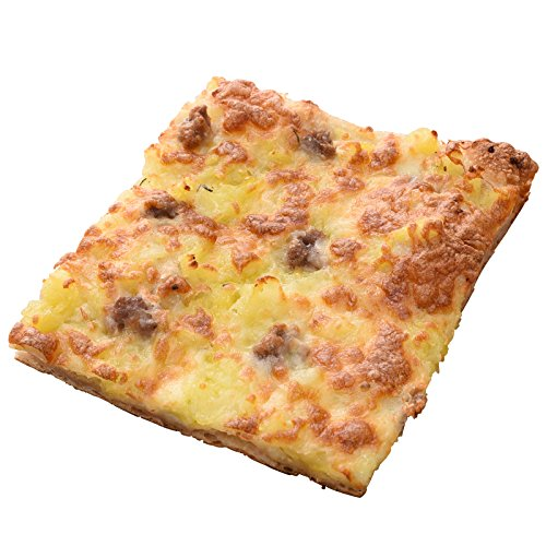 Pizza ar taio(ピッツァアルターイオ) じゃがいもと自家製ソーセージのピザ ローズマリー風味 約14x14cm
