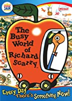 Busy World of Richard Scarry: Every Day There's Vol.1 [DVD] [Import]