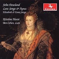 Elizabeth & Essex Songs