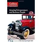 Collins ELT Readers -- Amazing Entrepreneurs & Business People (Level 4) (Collins ELT Readers. Level 4)