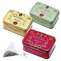 フランスお土産 NINA'S (ニナス) マリーアントワネット 缶入りティーバッグセット