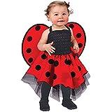 Toddler Ladybug Costume (Size:2T)