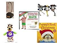 クリスマスFun for Everyoneギフトバンドル[ 5Piece ]–Holiday Decor–アクセサリー–ギフトアイテム–Item No dbund-xmas-12305