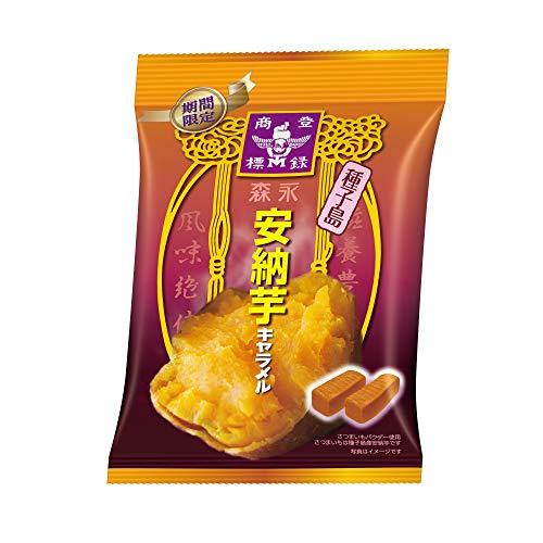森永製菓 安納芋キャラメル袋 79g ×6袋