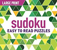 Large Print Sudoku (Pantone Puzzles)