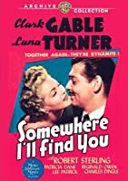 Somewhere Ill Find You [DVD] [Import]