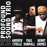 Opus De Life by Profound Sound Trio (2009-06-16)