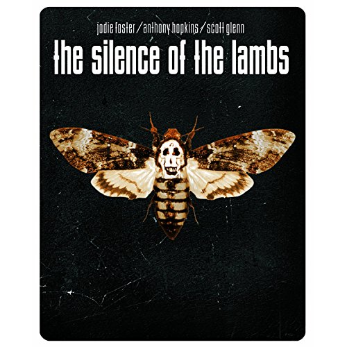 Silence of the Lambs  [Limited Edition Steelbook] [Blu-ray] [Import]