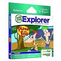 Expl Learning Game Phineas Fer by LeapFrog [並行輸入品]