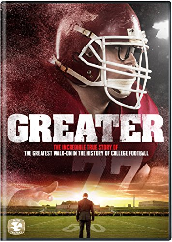 Greater [DVD] [Import]の詳細を見る