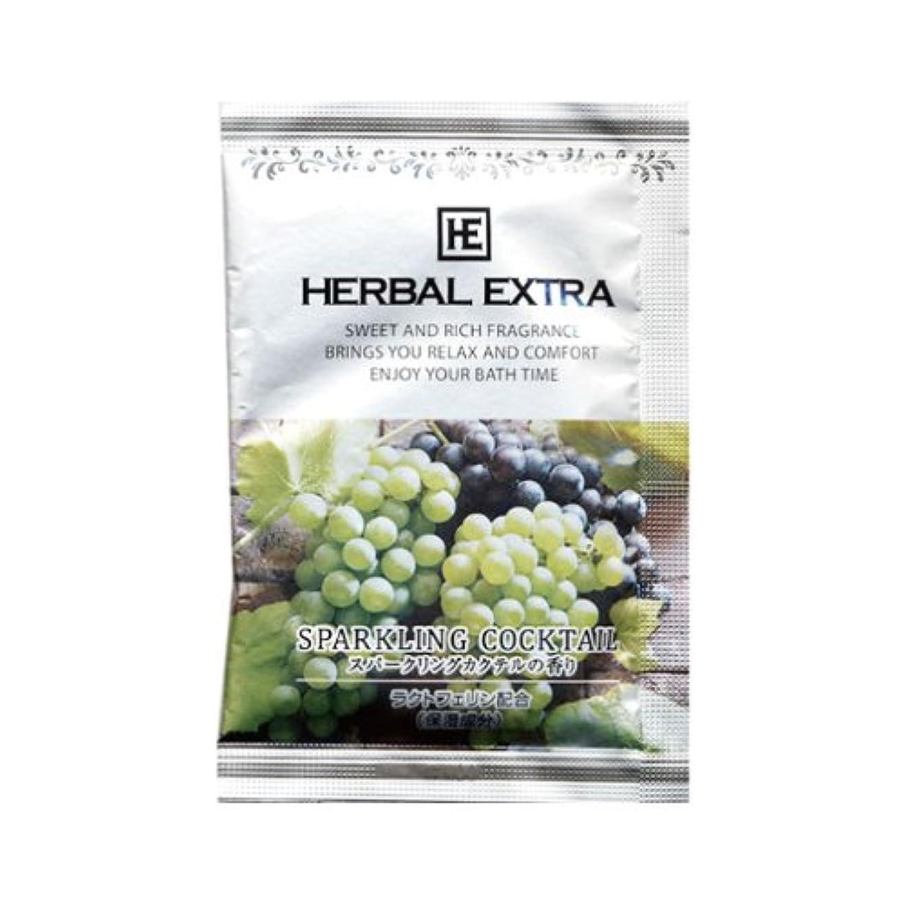 ジャンプインテリア膜ハーバルエクストラ スパークリングカクテルの香り 20g 200包
