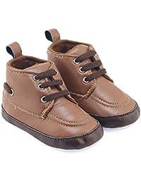 ルテンズ(Lutents)乳児靴 温かい 女の子 男の子 滑り止め 子供 靴 花柄 シンプル0-2歳 誕生日 プレゼント ベビーシューズ 耐磨 おしゃれ カッコイ 履きやすい キッズ ブーツ