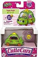 Shopkins DiecastキューティーCars Tropic Rush Car # qt2–07