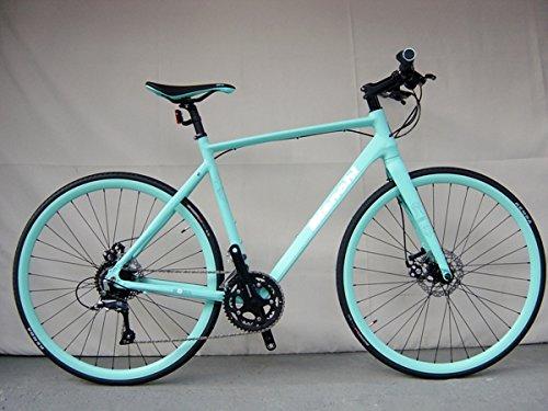 BIANCHI(ビアンキ) クロスバイク ROMA 3 (ローマ3) 2018年モデル (マットチェレステ) 54サイズ