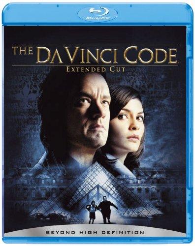 ダ・ヴィンチ・コード EC 2枚組 [Blu-ray]の詳細を見る