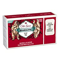 Old Spice Wild Collection Bearglove Men's Bar Soap 6 Count by Old Spice [並行輸入品]