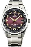 [オリエント]ORIENT 腕時計 Neo 70's  ネオセブンティーズ ソーラー電波 レッド WV0081SE メンズ