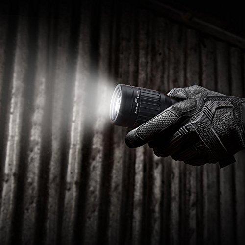 『INGEAR(インギア)ズーム機能付きled ライト 懐中電灯 【明るさ250ルーメン/実用点灯8時間】LEDフラッシュライト 点灯5モード付き ハンディライト [並行輸入品]』の4枚目の画像