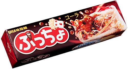 味覚糖    ぷっちょスティック コーラ  10ツブ×10袋