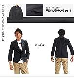 テーラードジャケット メンズ 長袖 ジャケット テーラード 1ボタン きれいめ スーツ スペード画像⑩