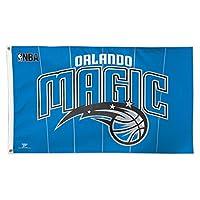 NBA Orlando Magic国旗デラックス、3x 5フィート