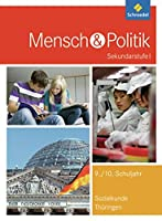 Mensch und Politik. Schuelerband. Sekundarstufe 1. Gymnasium. Thueringen: Ausgabe 2012