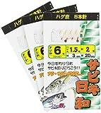 ヤマシタ(YAMASHITA) うみが好き サビキ UVK551TP 得トクパック 6-1.5-2