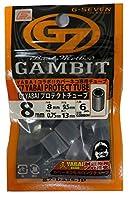 G7(ジーセブン) G7 YABAI プロテクトチューブ 8㎜.