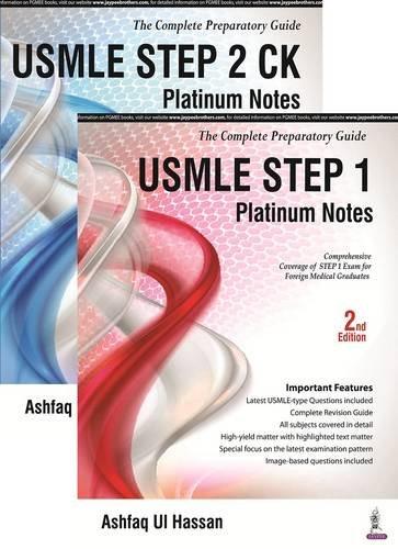 Download USMLE Platinum Notes Step 1 9352501713