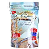 日本食品製造 プレミアムピュアオートミール オーツ麦100% 300g×24袋入
