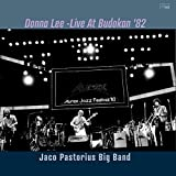 ドナ・リー - ライヴ・アット・武道館 '82 / ジャコ・パストリアス・ビッグ・バンド (Donna Lee - Live At Budokan '82 / Jaco Pastorius Big Band) [2LP] [Live Recording] [Limited Edition] [日本語帯・解説付] [Analog]