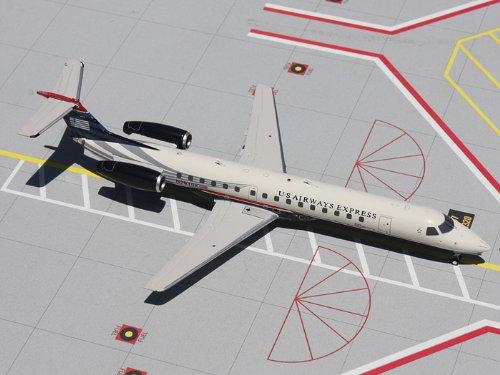 1: 200 ジェミニジェット US 航空 エクスプレス ERJ-145 (並行輸入)