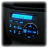 エスティマ50 エアコンパネル LED 基盤打ち換えキット 車内イルミネーション ブルー