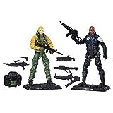 G.I. Joe A Real American Hero Mission Accepted G.I ジョーアメリカンヒーローミッション承認2パックアクションフィギュア [並行輸入品]
