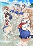 【Amazon.co.jp限定】OVA ハイスクール・フリート(メーカー特典:「描き下ろしイラストA3クリアポスター」付)(オリジナル特典:「A4クリアファイル」付)(完全生産限定版) [DVD]