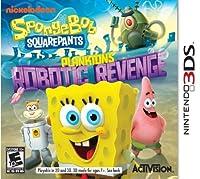 SpongeBob SquarePants: Plankton's Robotic Revenge - Nintendo 3DS by Activision [並行輸入品]