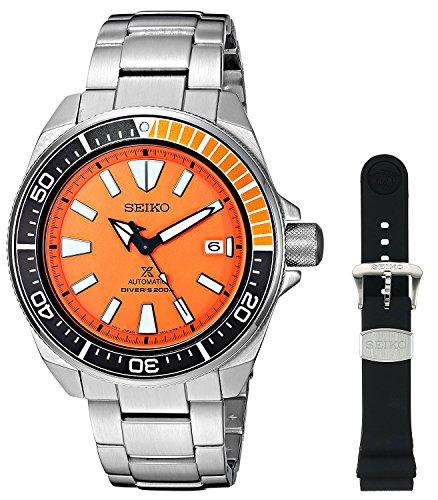 [セイコー] SEIKO 腕時計 Seiko Men's Prospex Japanese Automatic Stainless Steel Dive Watch 日本製自動巻 SRPB97 メンズ 【並行輸入品】