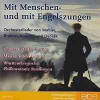 Lieder Eines Fahrenden Gesellen: Pfeiffer, Studer / Reutlingen Wurttemberg