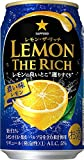 サッポロ レモン・ザ・リッチ 濃い味レモン [ チューハイ 350ml×24本 ]