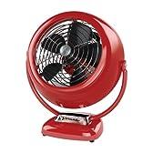 CR1-0061-51 VFANヴィンテージ エアーサーキュレーター 扇風機 Vornado社 Red【並行輸入】