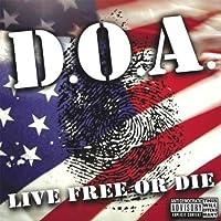 Live Free Or Die (Vinyl) [12 inch Analog]