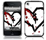 Msic Skins iPhone 3G/3GS用フィルム Absolutepunk.net - White iPhone 3G/3GS MSMAIP3G0002